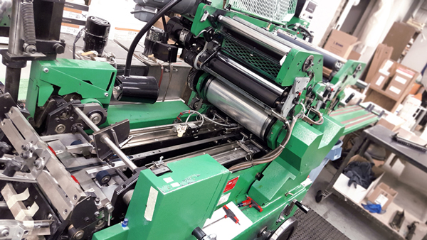 Halm Jet Envelope Press